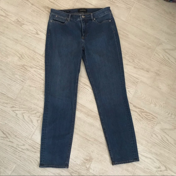 fa97d4acde1e2 Talbots Jeans | Flawless 5 Pocket Skinny Ankle 8 | Poshmark
